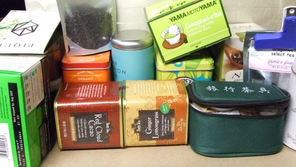 So much Tea
